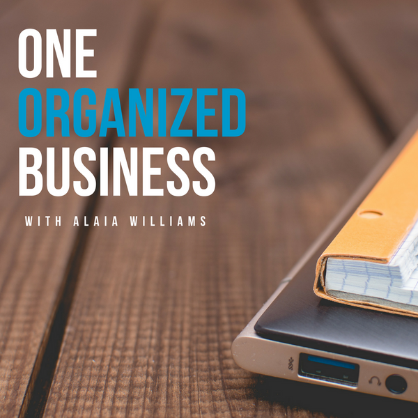 The One Organized Business Podcast is Live!