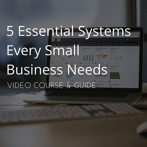 5 Essential Systems Video Course