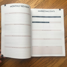 The Next 12 Months: Quarterly Planner (PDF)