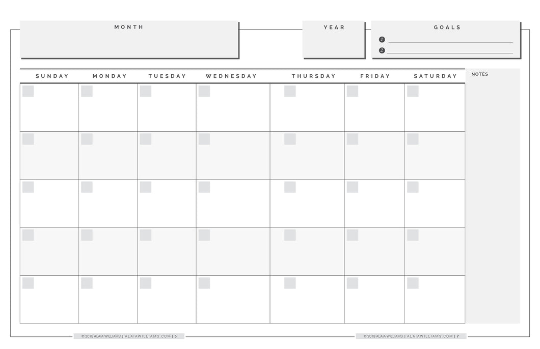 the next 12 months monthly planner 2nd edition the next 12