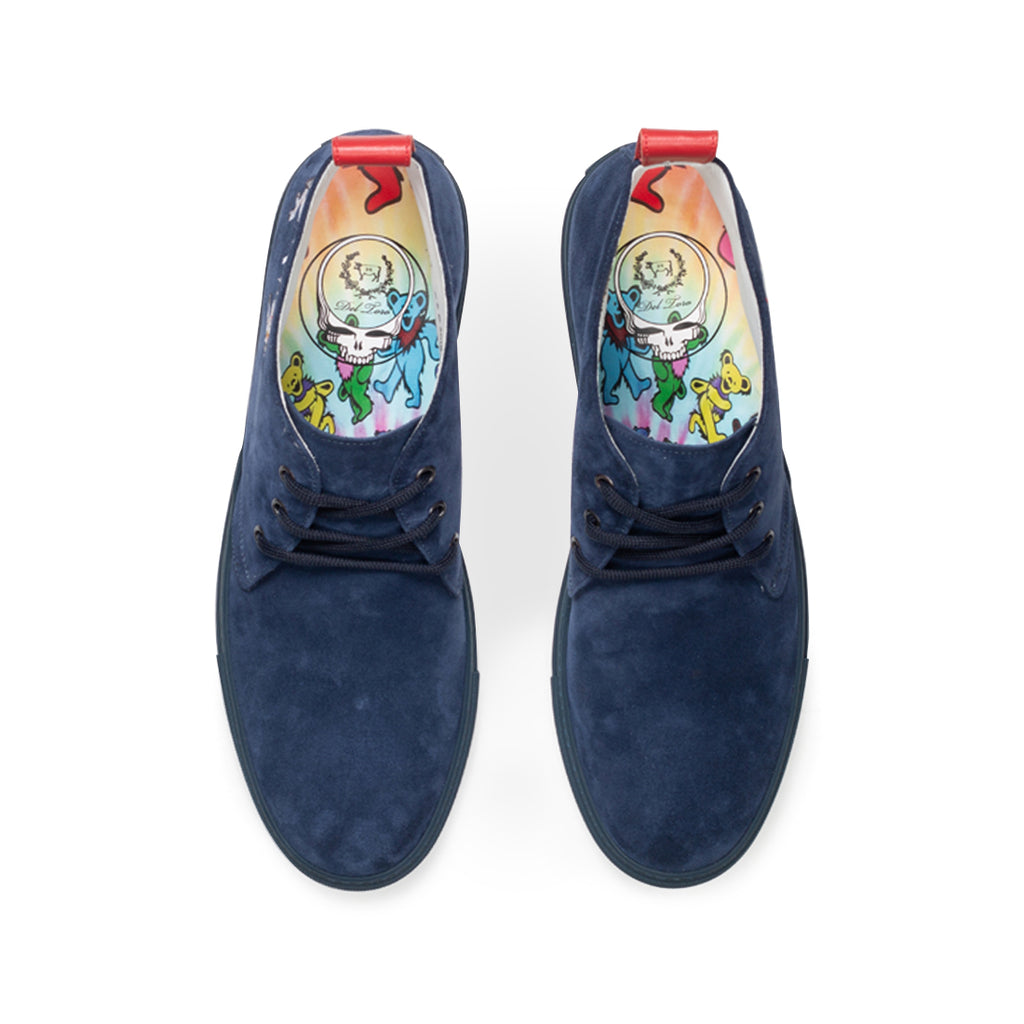Del Toro x Grateful Dead Spring 1990: The Other One Chukka