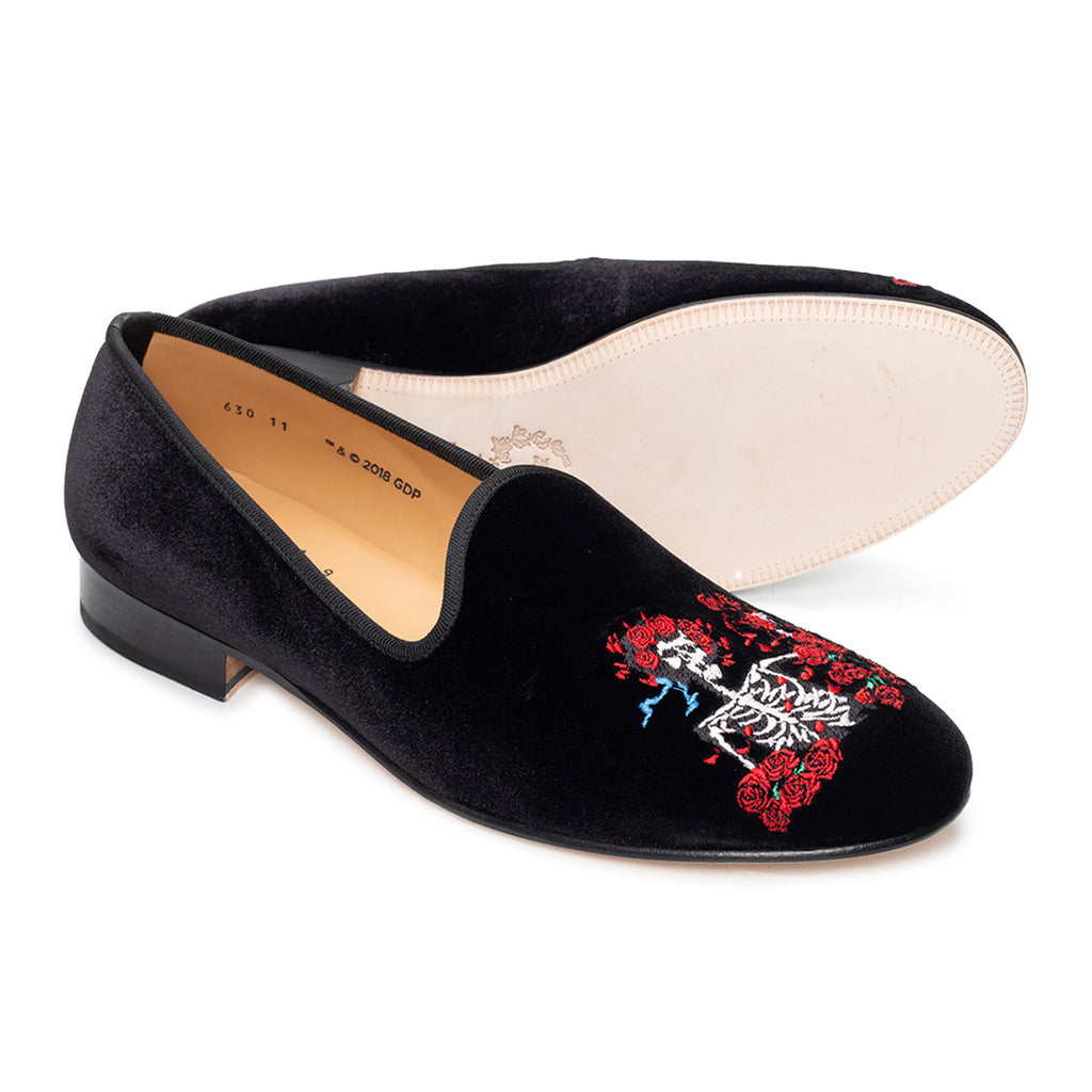Women's Del Toro x Grateful Dead Bertha Slipper