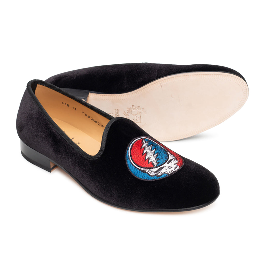 Del Toro x Grateful Dead Steal Your Face Slipper