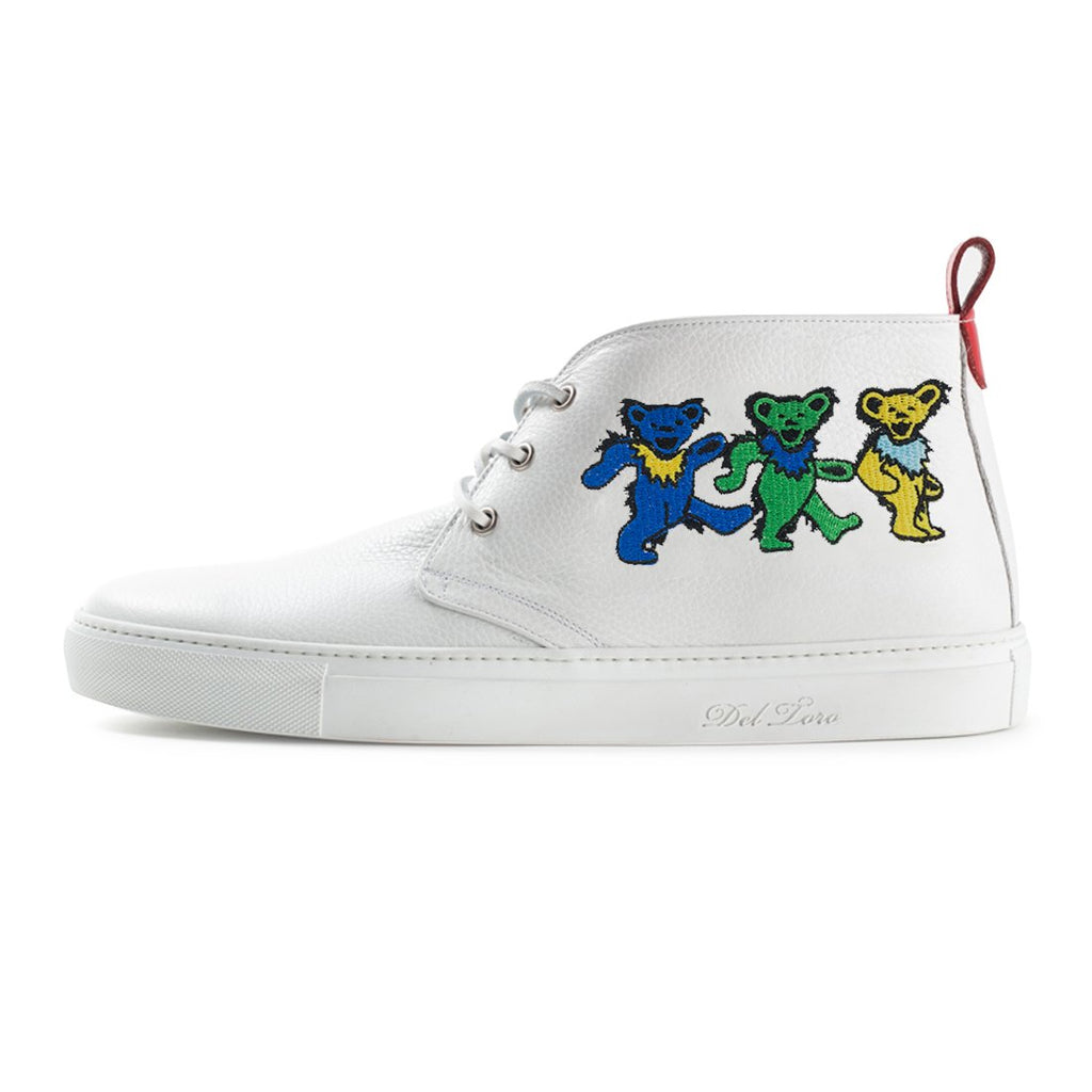 Del Toro x Grateful Dead Marching Bears Chukka
