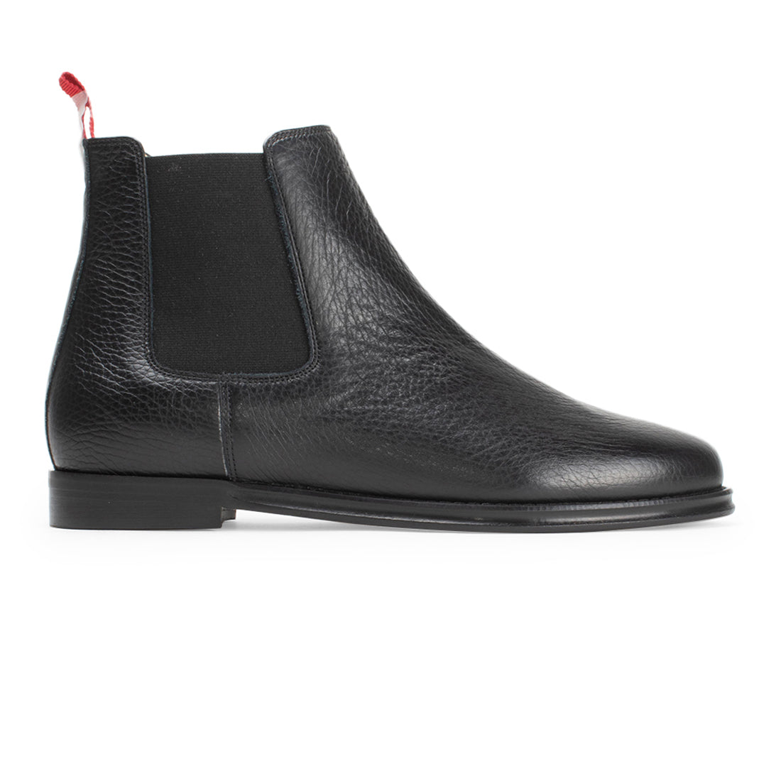 Women's Black Bottalato Chelsea Boot