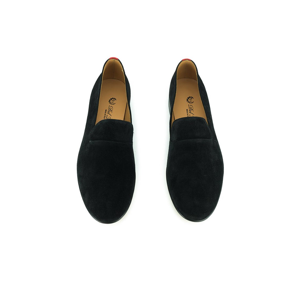 Black Suede Everyday Loafer