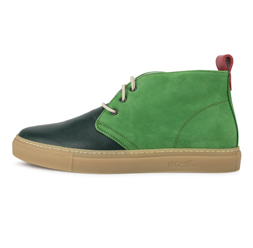 Forest Green Nabuk and Bottalato Chukka