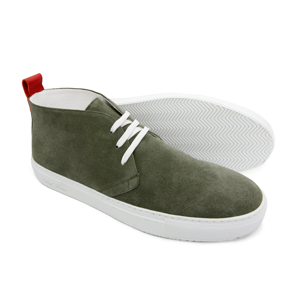 Men's Birch Suede Chukka Sneaker