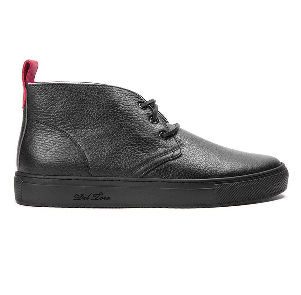 Black Bottalato Chukka