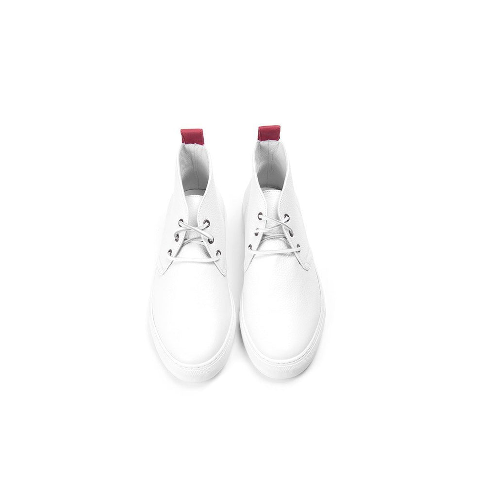 White Bottalato Chukka
