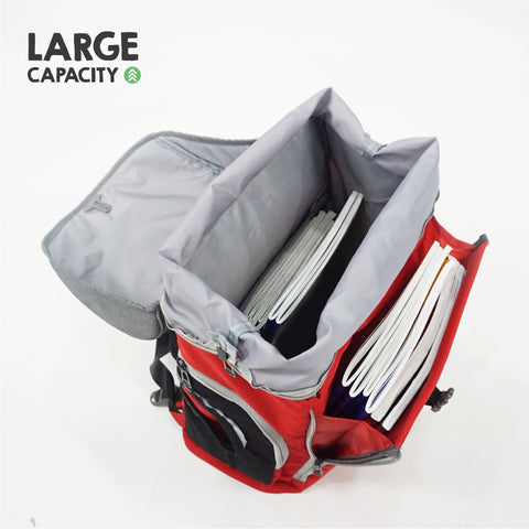 Large Capacity - Coala Kids School Bag Larry