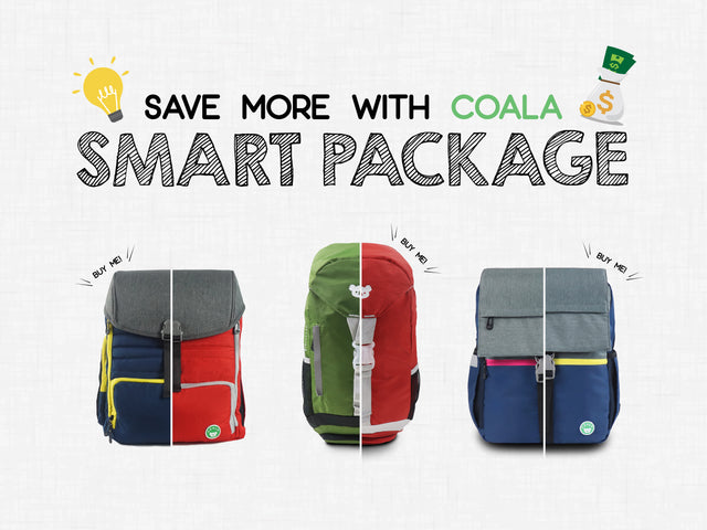 Kids School Bag Package - Coala Kids