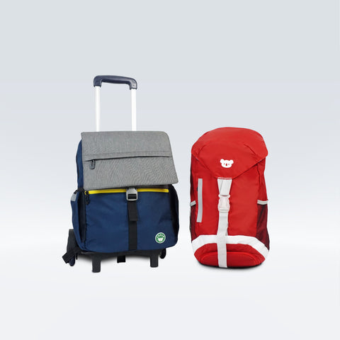 (3-in-1) Gibb + Orlando20 + Trolley