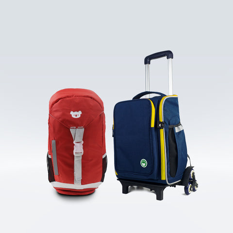 (3-in-1) Primo + Orlando20 + Trolley