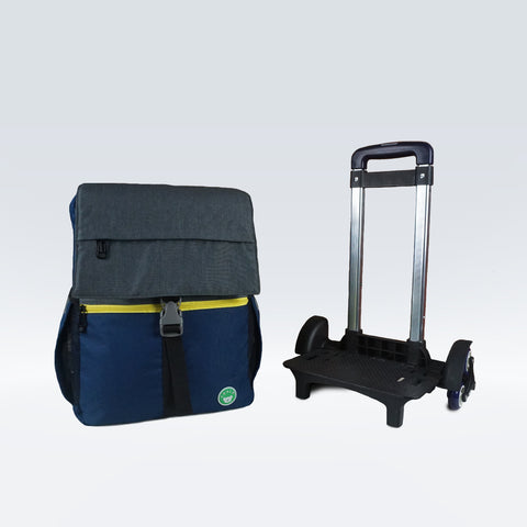 (2-in-1) Gibb + Trolley