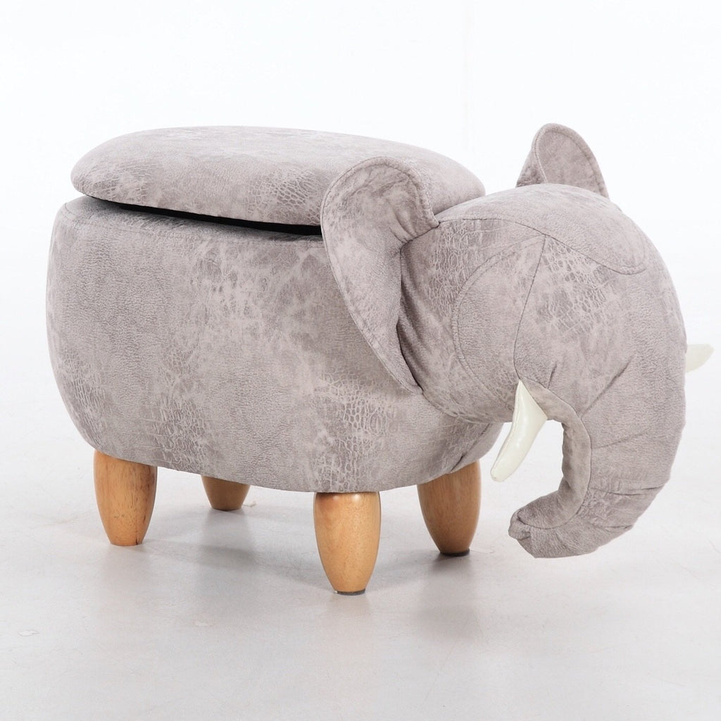 Elephant Ottoman with storage