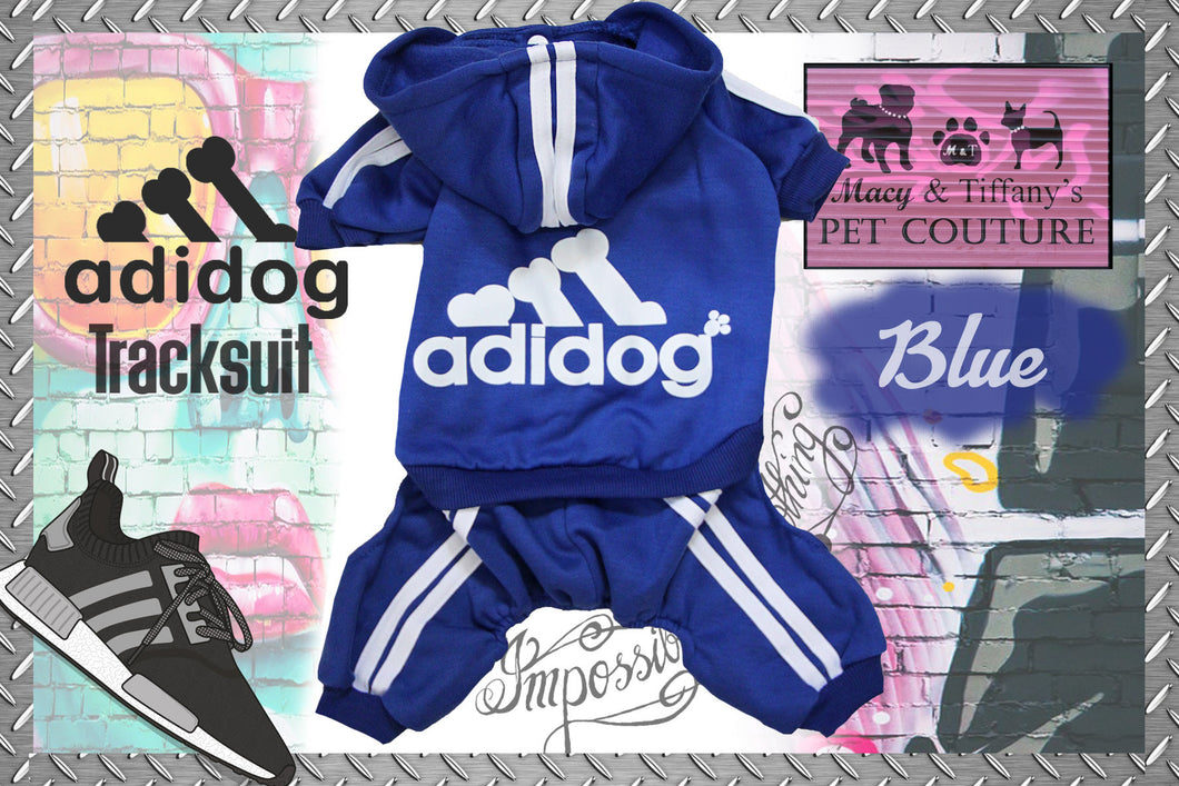 Adidas Pet Tracksuit Macy Tiffany S Pet Couture