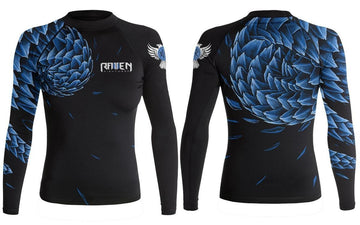 Power Pangolin Blue (women's)