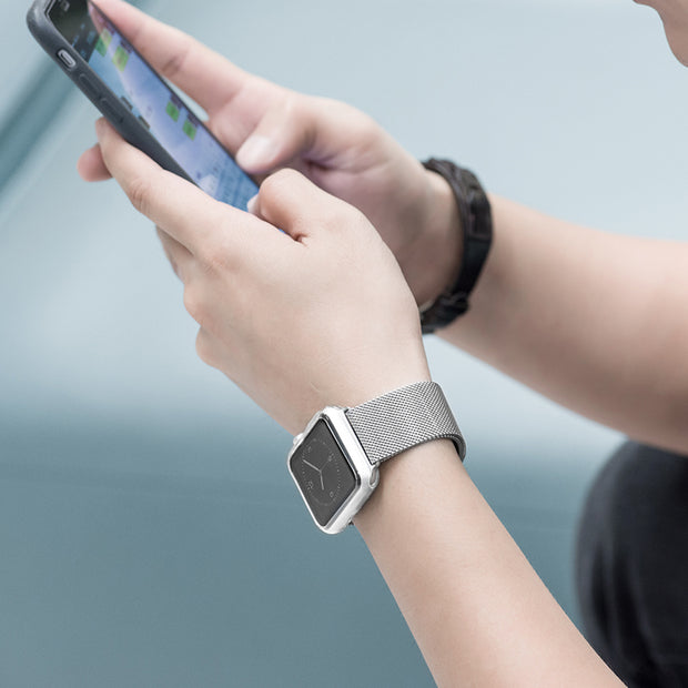 Bracelet Milanese pour Apple Watch