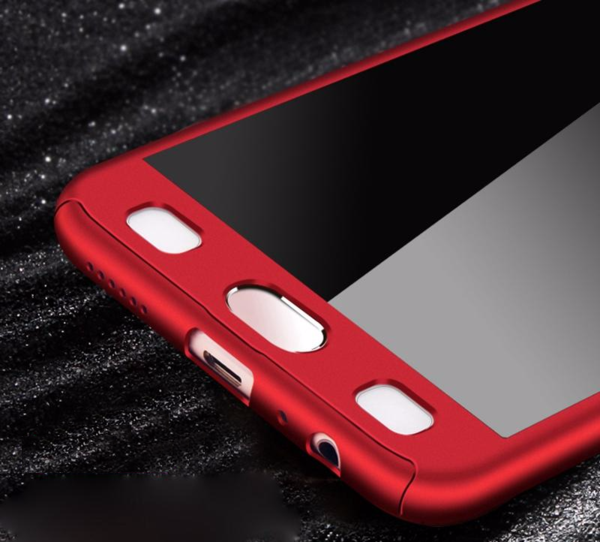 Coque 360° Ultra-mince pour Oppo