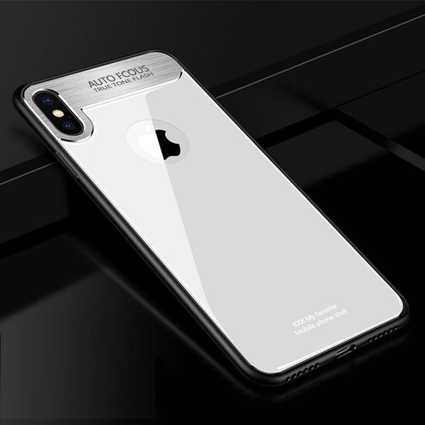 coque alu iphone x