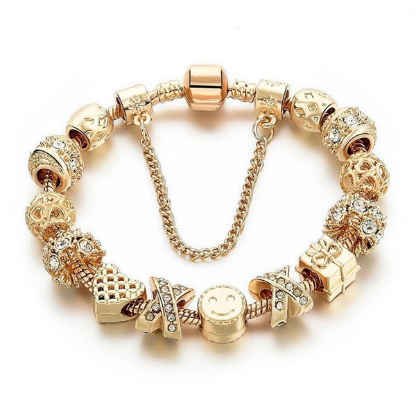Bracelet Luxury Crystal Heart