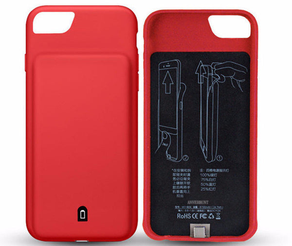 Coque-batterie Design pour iPhone