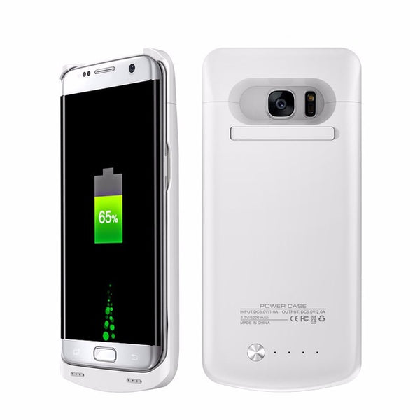 coque rechargeable samsung galaxy s6 edge