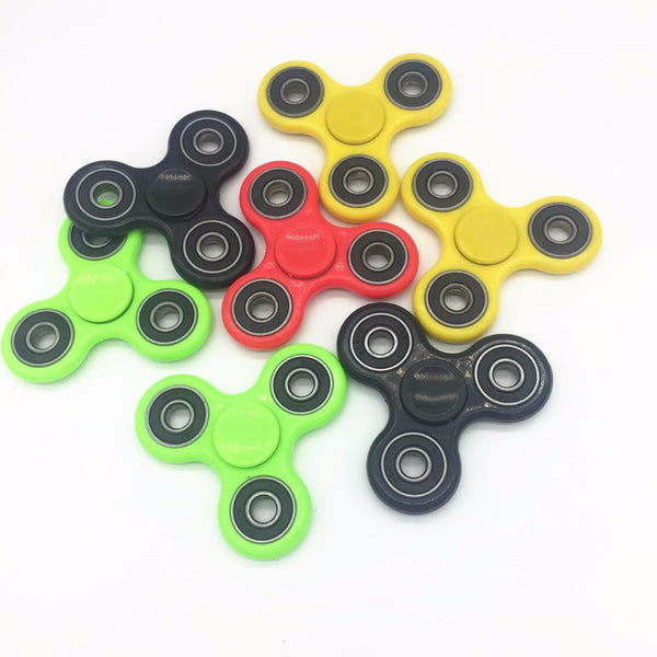Hand spinner antistress multicolore