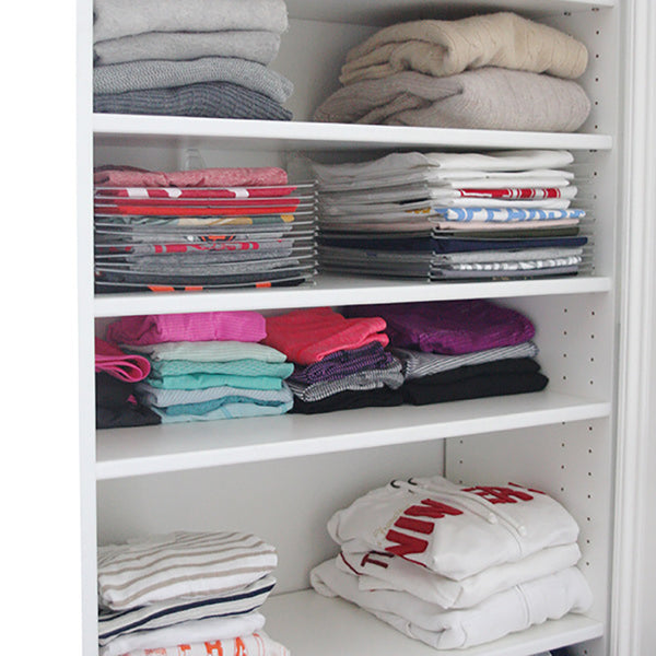 Clothes Organizer™️ - Organisez les vêtements sans effort (Lot de 10 piéces)