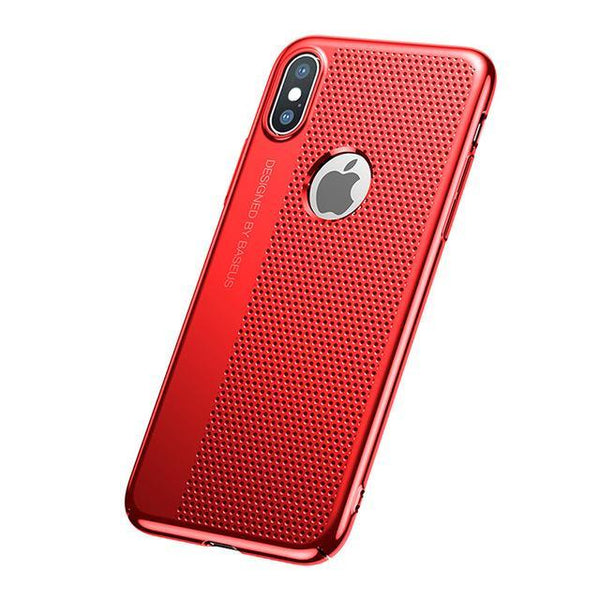 coque iphone x ultra fine trou