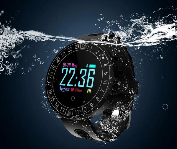 Smartwatch Q8 Plus® - Le Sportwatch pour iPhone