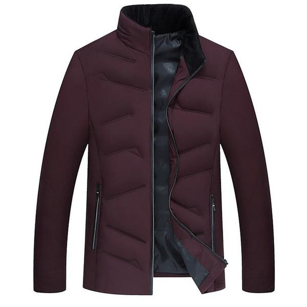 Veste Slim Doudoune Cellule Hi-Warm