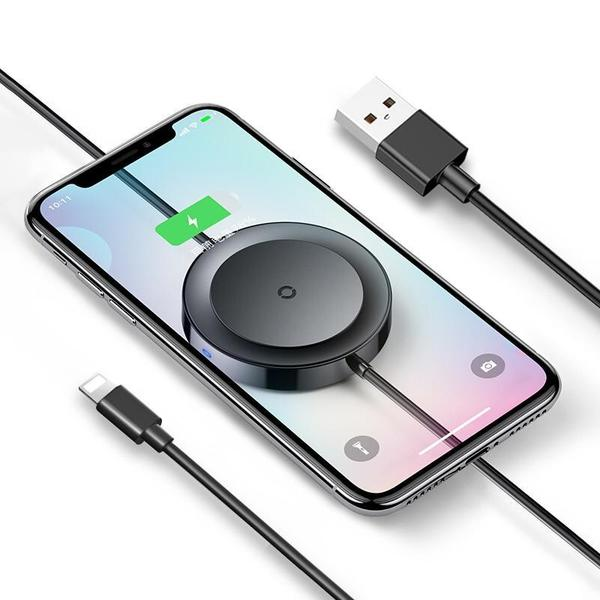 Chargeur 2 en 1 iPhone