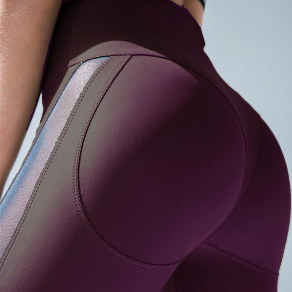 Leggings Push-Up Violet