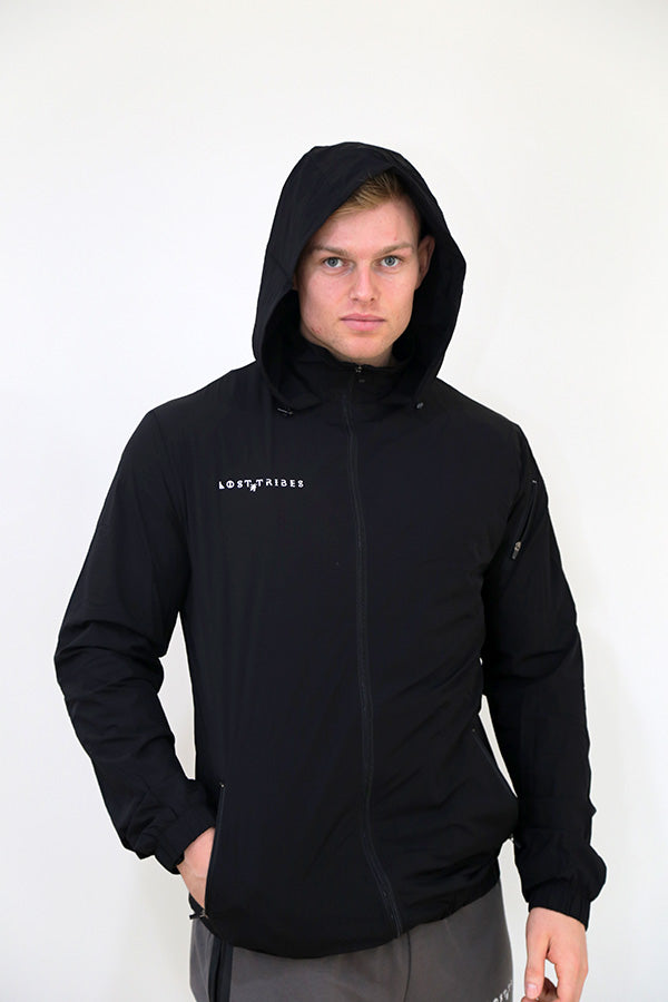 Softshell Windbreaker - Black