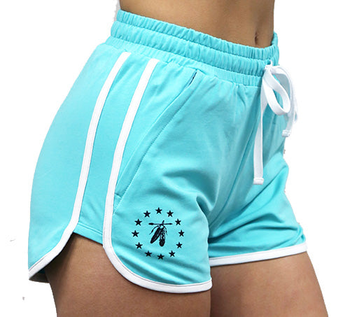 Flex Shorts - Teal