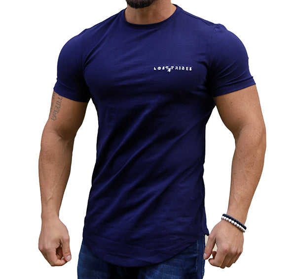 Unity Short Sleeve Tee - NAVY