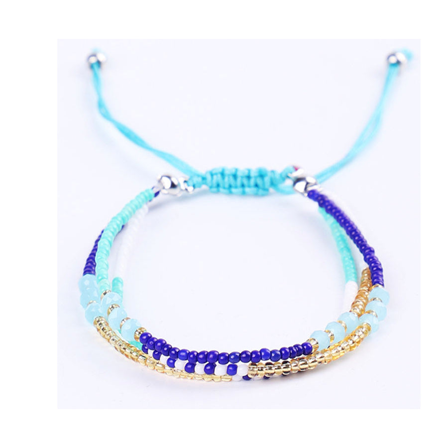 Three Layer Bracelet