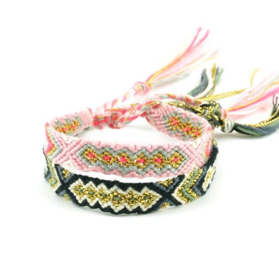 Touch of Gold Friendship Bracelet