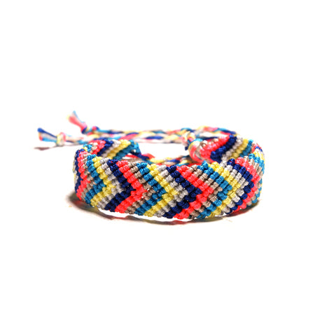Chevron Friendship Bracelet