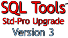 SQL Tools Upgrade