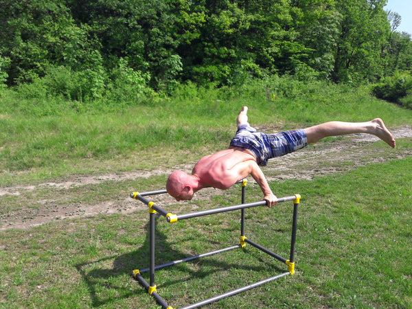 CC1806 CALI-CUBE Calisthenics Trainingsgerät small