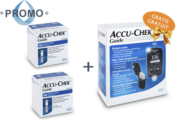 Pack promotion Accu-Chek Guide