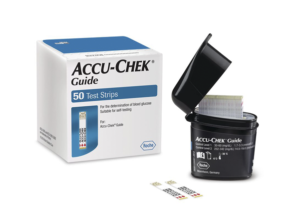Accu-Chek® Guide Teststrips