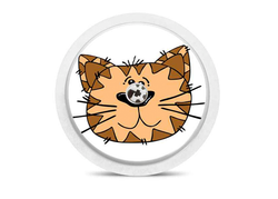 Sticker Freestyle Libre Capteur - Chat