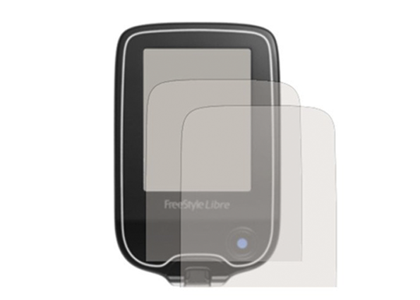 Freestyle Libre Screenprotector - 1/2 scherm