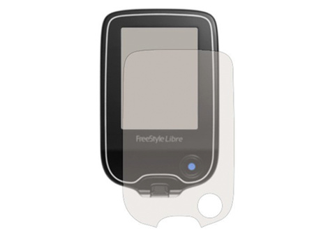 Freestyle Libre Screenprotector - volledig scherm
