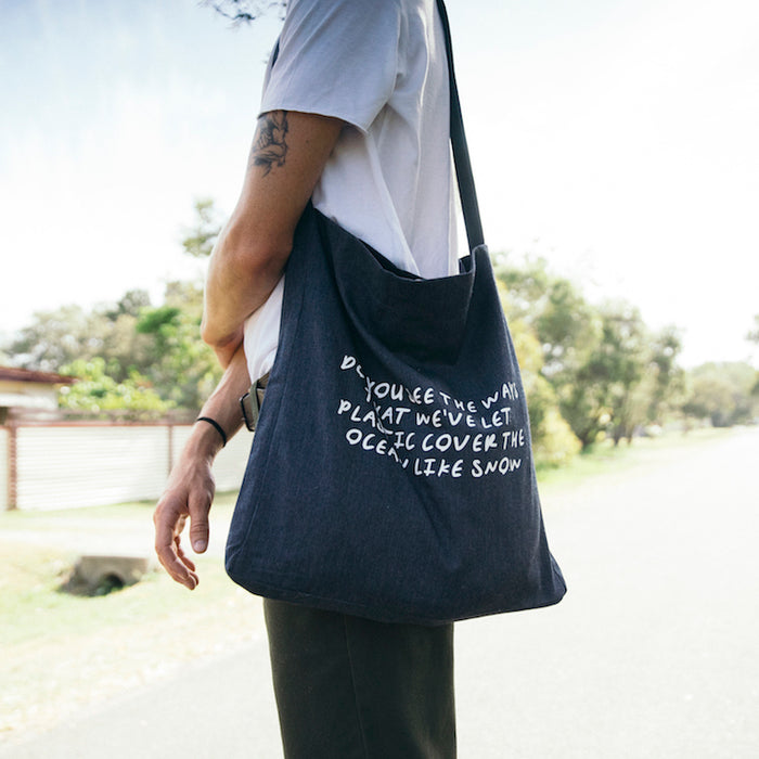 Laps Around The Sun Tote Sling Bag