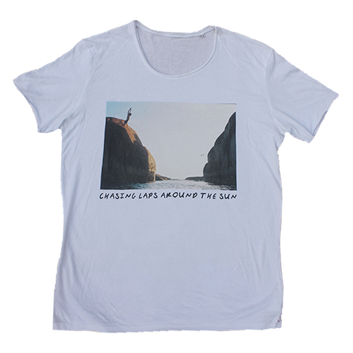 'Laps Around The Sun' Mens Tee